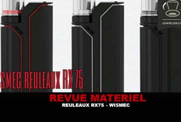 סקירה: RX 75 שפורסם על ידי WISMEC