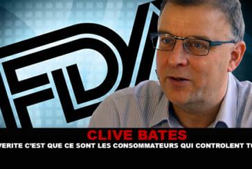 C.BATES: Die Wahrheit ist, dass die Verbraucher alles kontrollieren!