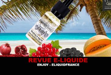 REVIEW: ENJOY (PREMIUM RANGE) BY ELIQUIDFRANCE