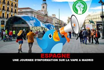 ספרד: יום מידע על אדיפות במדריד.