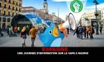 ESPAGNE : Une journée d'information sur la vape à Madrid.