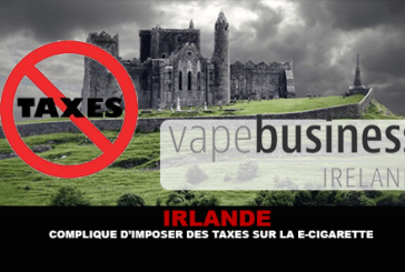 IRELAND: Complicated to impose taxes on the e-cigarette.