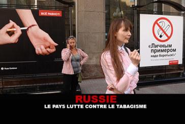 RUSSIA: il paese sta combattendo contro il fumo.