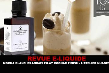 REVIEW: WHITE ISLAND MOCHA ISLAY COGNAC FINISH BY CLOUD WORKSHOP