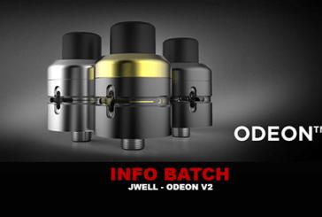 INFO BATCH : ODEON V2 (Jwell)