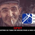 OFDT: מספרי טבק לחודש מאי.
