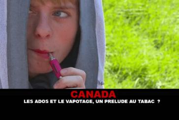 ΚΑΝΑΔΑ: Οι έφηβοι και οι άντρες, ένα προοίμιο στον καπνό;
