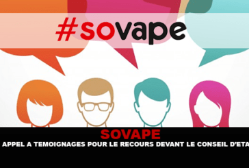 SOVAPE: A call for evidence for appeal to the Council of State.
