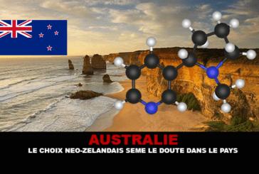 אוסטרליה: בחירתה של ניו זילנד שופכת ספק בארץ.