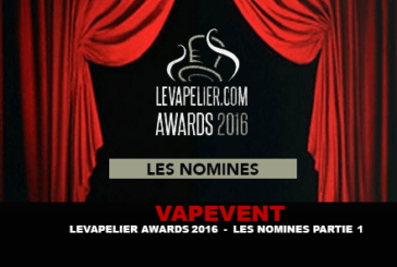 LEVAPELIER.COM AWARDS - THE NOMINATED PART 1