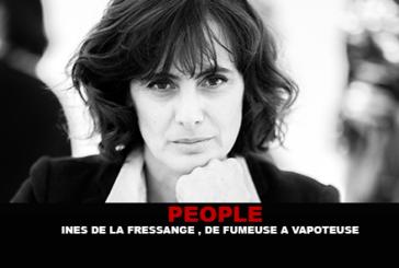 אנשים: אינס דה לה פרזאנג, מעשן אדים.