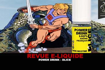 סקירה: לשתות כוח על ידי ד 'ליס