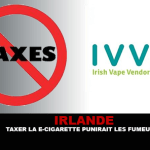 IRELAND: Taxing the e-cigarette would punish ex-smokers.