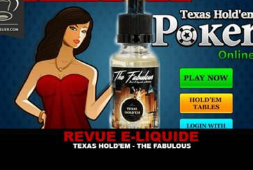 REVUE : TEXAS HOLD'EM PAR THE FABULOUS