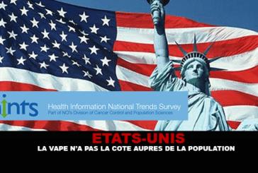 美国:vape不受公众欢迎!