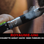 הממלכה המאוחדת: סיגריה אלקטרונית היתה חוסכת 18 000 מעשני טבק.