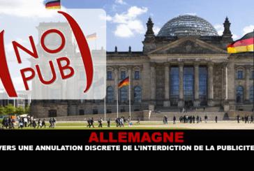 גרמניה: לקראת ביטול דיסקרטי של האיסור על פרסום על vape?