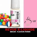 REVUE : BB-GUM (GAMME 50/50) PAR FLAVOUR POWER