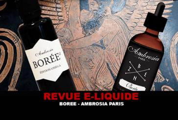 """REVUE: GAMMA BORÉE """"I QUATTRO VENTI"""" DI AMBROSIA PARIGI"""