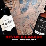 """REVUE: BORÉE RANGE """"THE FOUR WINDS"""" BY AMBROSIA PARIS"""