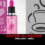 REVUE : PINK LIGHT (GAMME D'LIGHT) PAR J WELL