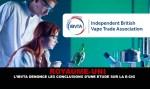 REINO UNIDO: La IBVTA denuncia las conclusiones de un estudio sobre el cigarrillo electrónico.