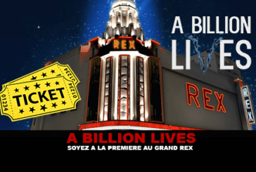 מיליארד חיים: להיות הראשון בבית רקס הגדול!