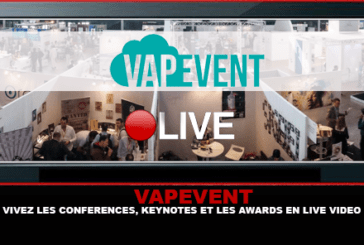 VAPEVENT: Live the conferences, keynotes and Awards live video!