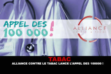 TOBACCO: Tobacco Alliance calls 100 000!