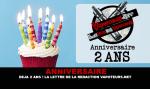 ЮБИЛЕЙ: 2 лет! Письмо редактора Vapoteurs.net