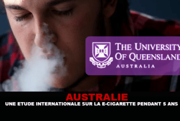 AUSTRALIA: An international study on the e-cigarette during 5 years.