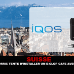 SWITZERLAND: Philip Morris is trying to install a coffee e-clop with his IQOS.