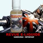 סקירה: סמוראי (סדרה CINÉ RANGE) על ידי INFINIVAP