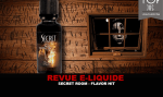 REVUE : SECRET ROOM (GAMME SECRET) PAR FLAVOR HIT