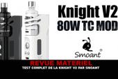 Box Knight V2 par Smoant.