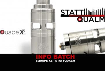 BATCH INFO: Squap XS (Stattqualm)