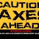 STATI UNITI: la tassa 40% sulle e-sigarette ha effetto oggi.