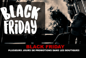 BLACKFRIDAY: Several days of promotions in the shops!
