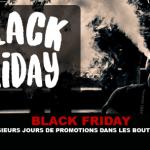 BLACKFRIDAY: meerdere dagen promoties in de winkels!