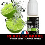 REPASO: LEMON GREEN (RANGE THE FRUIT) POR EL PODER DEL SABOR