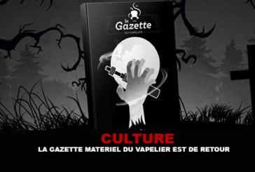 CULTURE: The Gazette Gazette is back!