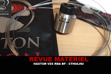 REVIEW: HASTUR V2S RDA BF BY CTHULHU
