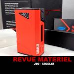 ביקורת: J80 מאת SIGELEI