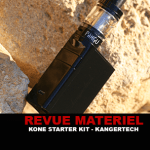 REVIEW: KONE STARTER KIT BY KANGERTECH