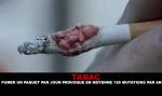 TOBACCO: עישון חבילת ביום גורם בממוצע של מוטציות 150 בשנה.