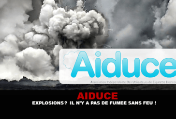 AIDUCE: Explosions? There's no smoke without fire !