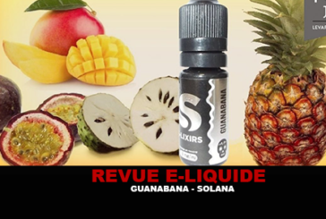 REVIEW: GUANABANA (E-LIXIRS RANGE) BY SOLANA