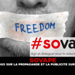 SOVAPE: Express yourself on the propaganda and advertising on vaping!