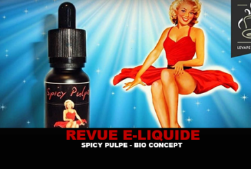 REVIEW: SPICY PULP (PIN-UP RANGE) BY BIO CONCEPT