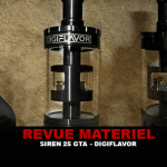 REVIEW: SIREN 25 GTA BY DIGIFLAVOR
